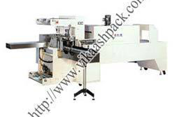 Auto Collation and Shrink Wrapping Machine