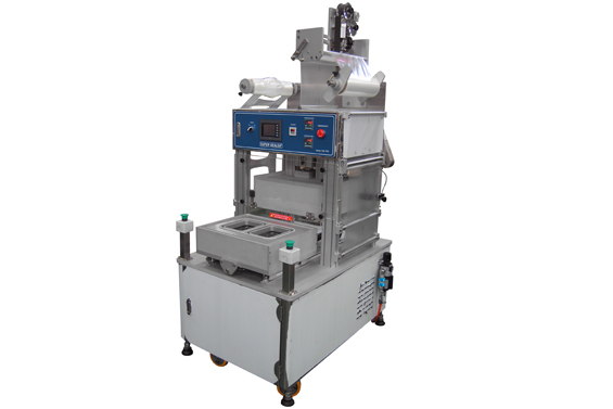 Automatic Tray Sealer With Vacuum & MAP
