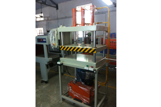Blister Cutting Machine – Hydraulic Type