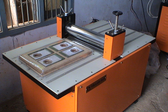 Blister Cutting Machine – Rotary Type