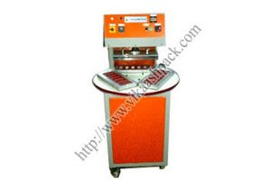 Blister Sealing Machine – Rotary Machine