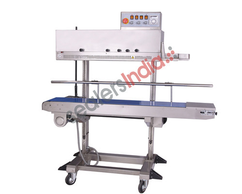 Heavy duty Band sealer-Vertical