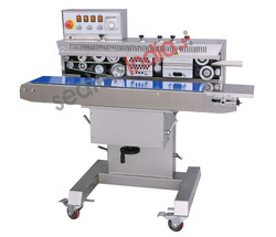 Heavy duty band sealer -Horizontal
