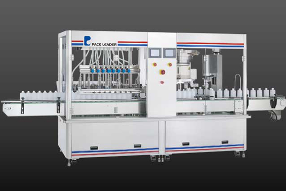 Fully Automatic Filler-Capper Features