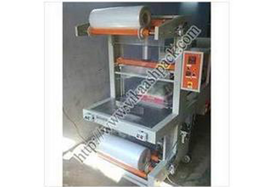 Packaged Drinking Water Bottle Shrink Wrapping Machine
